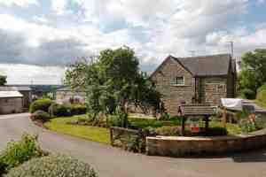 B&B at Crich Lane Farm - Wessington
