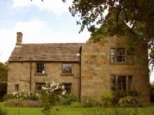 B&B is available at the historic Manor Farm, in Dethick, about three miles from Crich