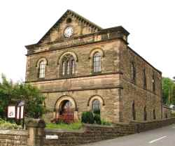 Crich Baptist Church - Derbyshire