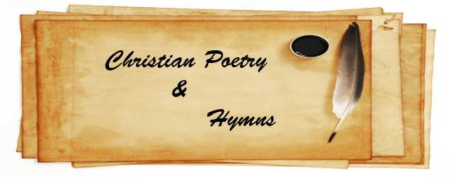 Christian Poetry & Hymns