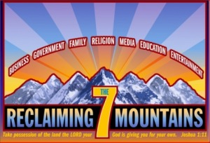 The Seven Mountains Prophecy