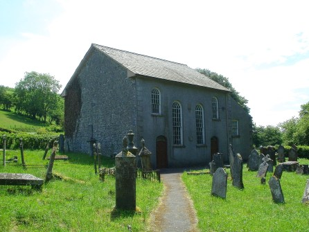 The Congregational Church in Cefnarthen