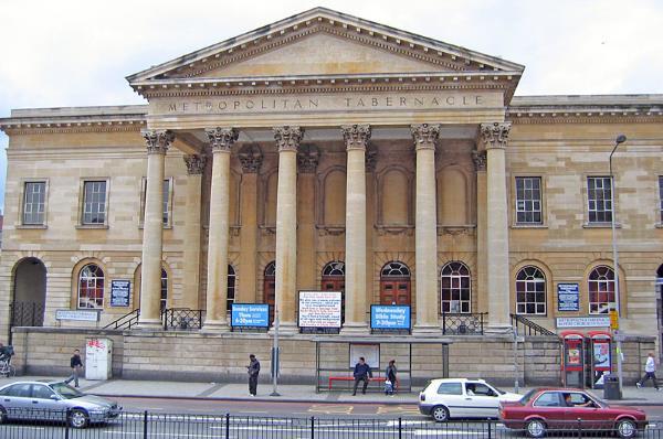The Metropolitan Tabernacle, London
