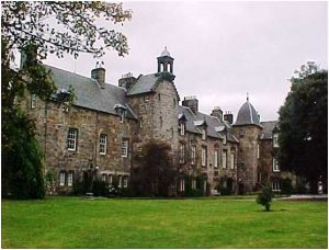 St. Mary's College, in St. Andrews