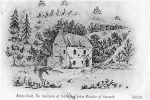 Bushy Bield - Rutherford's Residence When Minister at Anwoth