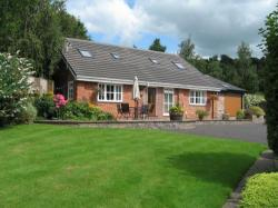 The self-catering holiday cottages at Blackbrook, near Belper, owned by Gareth & Joan Crossley.