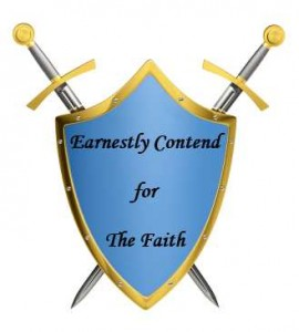 Contend for the Faith - Crich Baptist Church
