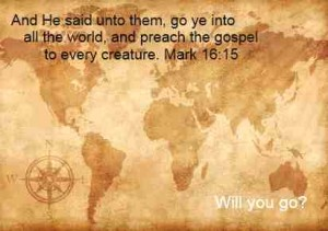 The Great Commission - Into all the World