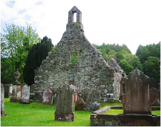 Anwoth Church as it is Now