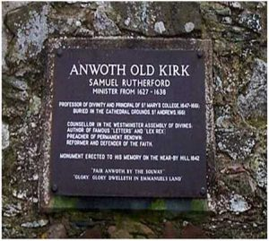 Anwoth Old Kirk