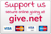 Support Us - Use secure online giving at give.net